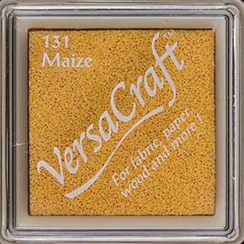 VersaCraft Mini-Stempelkissen Maize