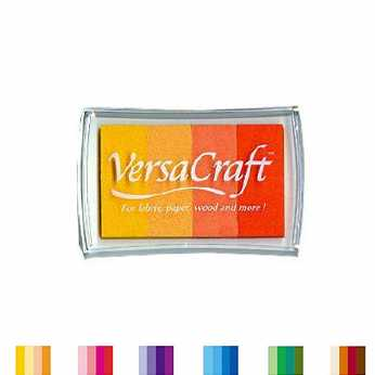 VersaCraft Stempelkissen Yellow Shade