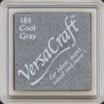 VersaCraft Mini-Stempelkissen Cool Gray