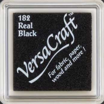 VersaCraft Mini-Stempelkissen Real Black
