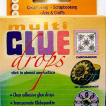 Multi Glue Drops 4 mm