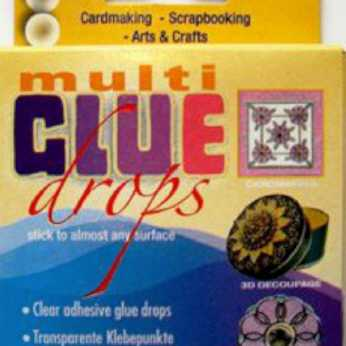 Multi Glue Drops 8 mm