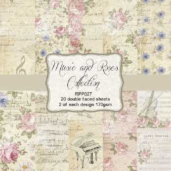 Reprint Paper Pack I do Vintage Collection