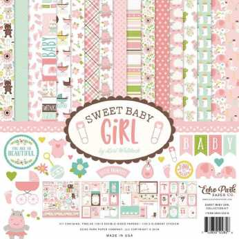 Echo Park Collection Kit Hello Baby It´s a girl