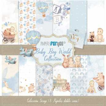 Papers for You Paper Pack Terror Glam