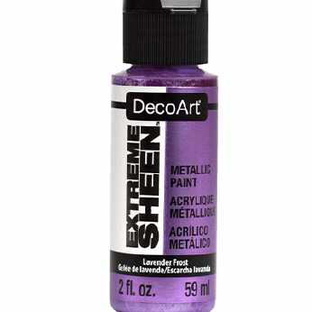 DecoArt Extreme Sheen Lavender Frost