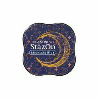 StazOn Midi Midnight Blue