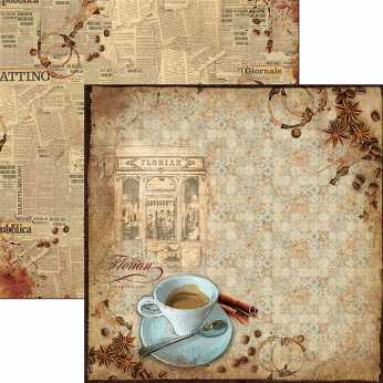 Ciao Bella Papercrafting Caffe Florian