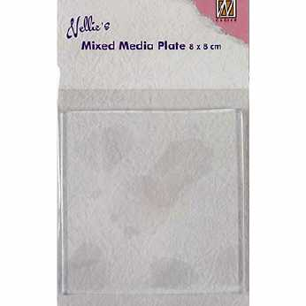 Nellie´s Choice Miced Media Plate square