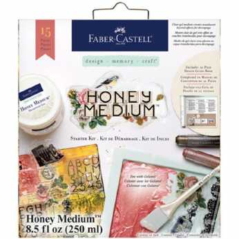 Honey Medium Starter Kit