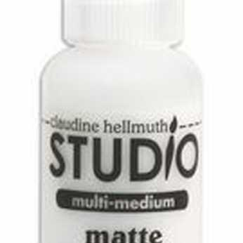 Claudine Hellmuth multi medium matte