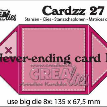 Crealies Stanze Extreme Labels & Tags No. 1