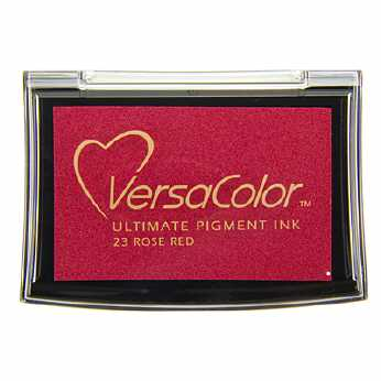 VersaColor Pigment Ink Rose Red