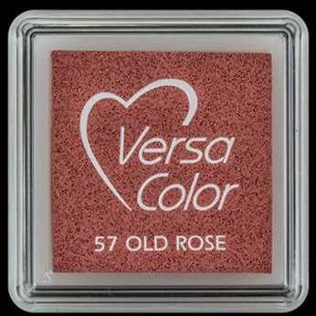 VersaColor Mini-Stempelkissen Old Rose