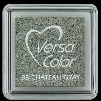 VersaColor Mini-Stempelkissen Chateau Gray