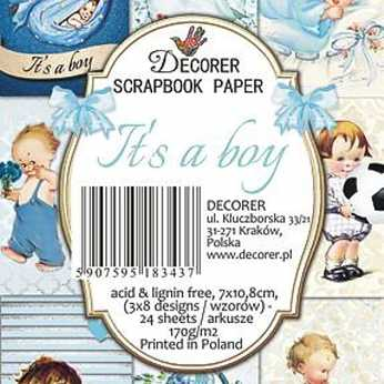 Decorer Mini Paper Pack My Dogs