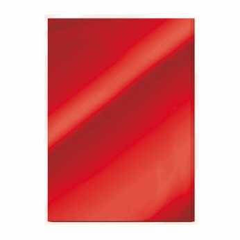 Tonic Mirror Card Ruby Red - High Gloss