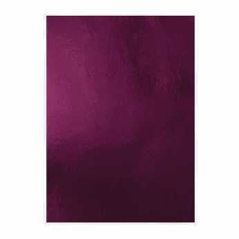 Tonic Mirror Card Midnight Plum - High Gloss