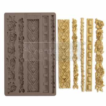 Prima re-design Decor Moulds Elegant Borders