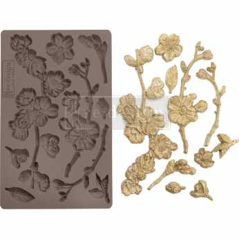 Prima re-design Decor Moulds Cherry Blossoms