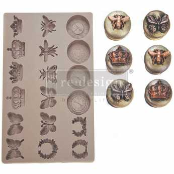 Prima re-design Decor Moulds Regal Findings