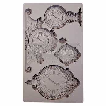 Prima re-design Decor Moulds Elisian Clockworks