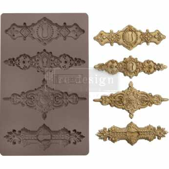 Prima re-design Decor Moulds Tulumn Keyholes