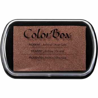 ColorBox Pigment Stempelkissen Rose Gold