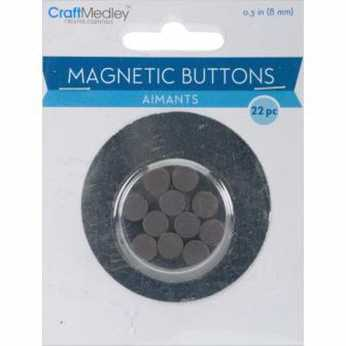 Multicraft Magnetic Buttons