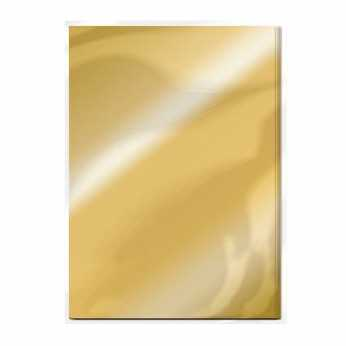 Tonic Mirror Card Polished Gold - High Gloss