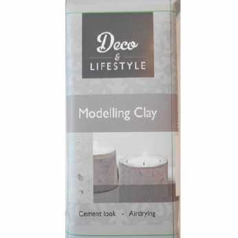 Deco Modelling Clay Cement look
